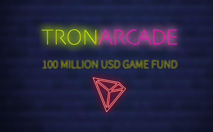 tron, cryptogaming, TronArcade