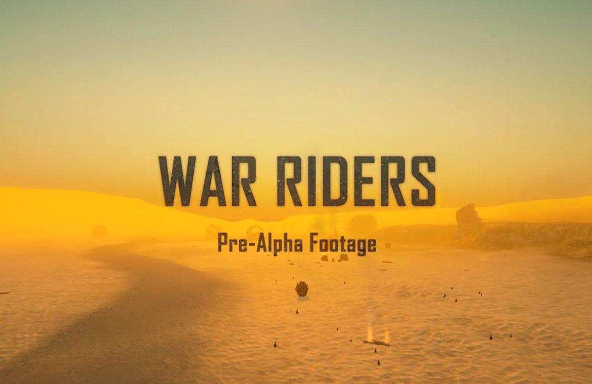 war riders, ethereum, cryptogame
