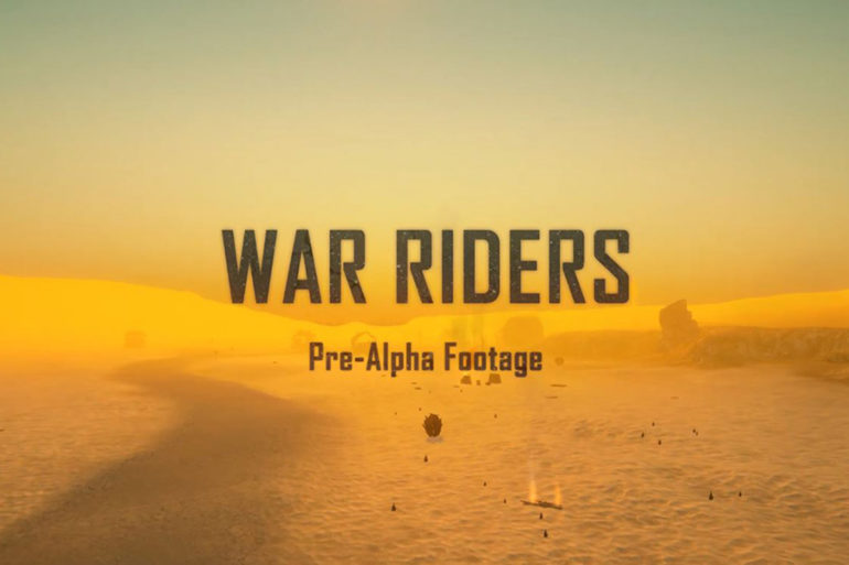 war riders ethereum cryptogame
