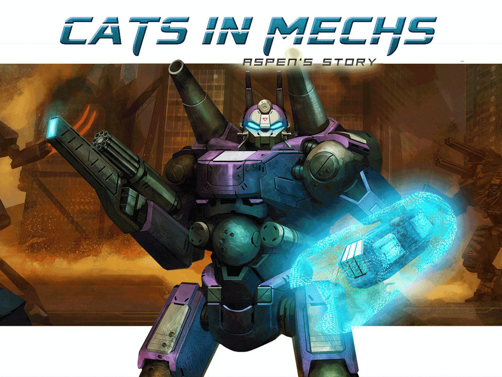 Cats in Mechs