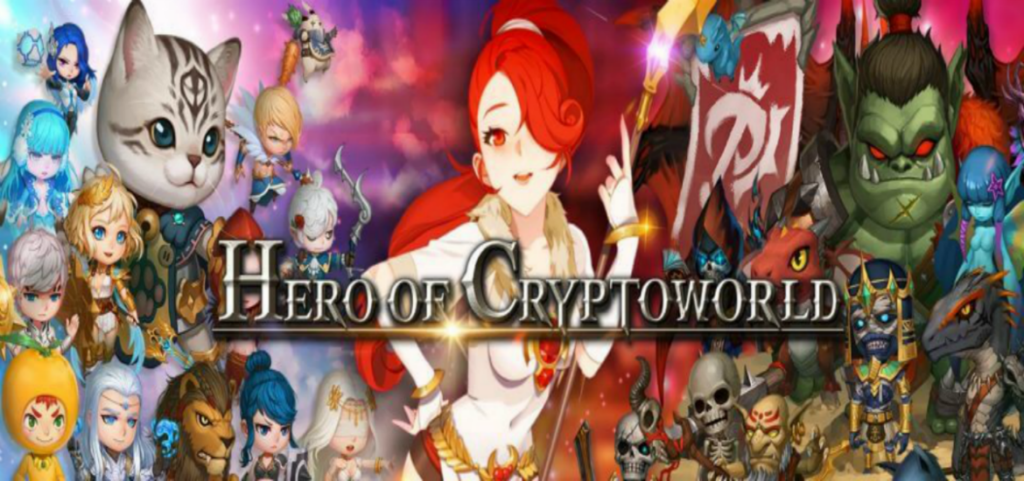 Hero of Cryptoworld
