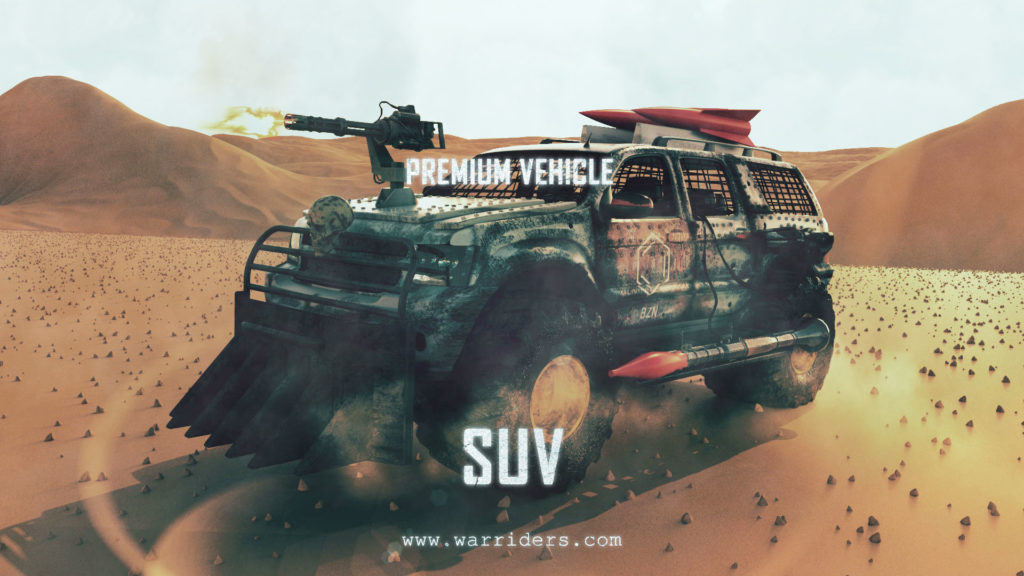 war riders suv