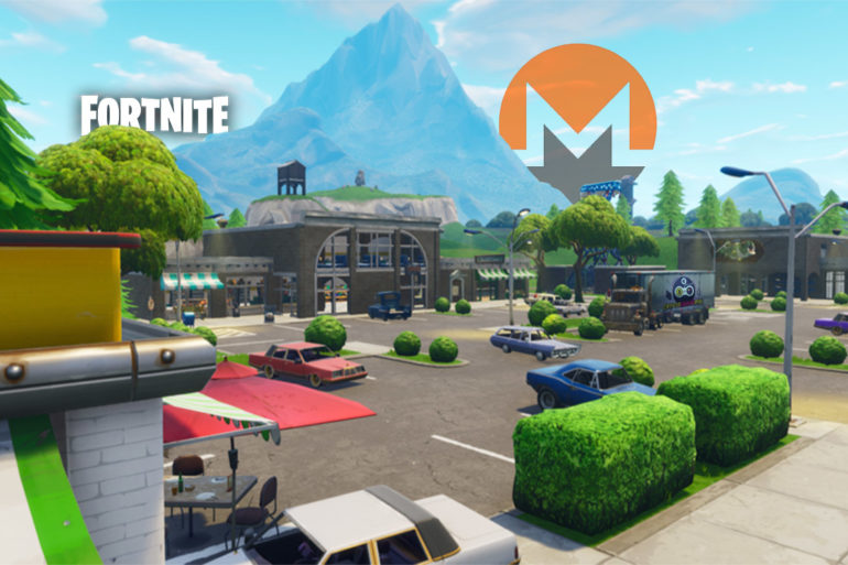 fortnite, monero