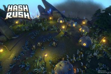 hash rush, rush coin