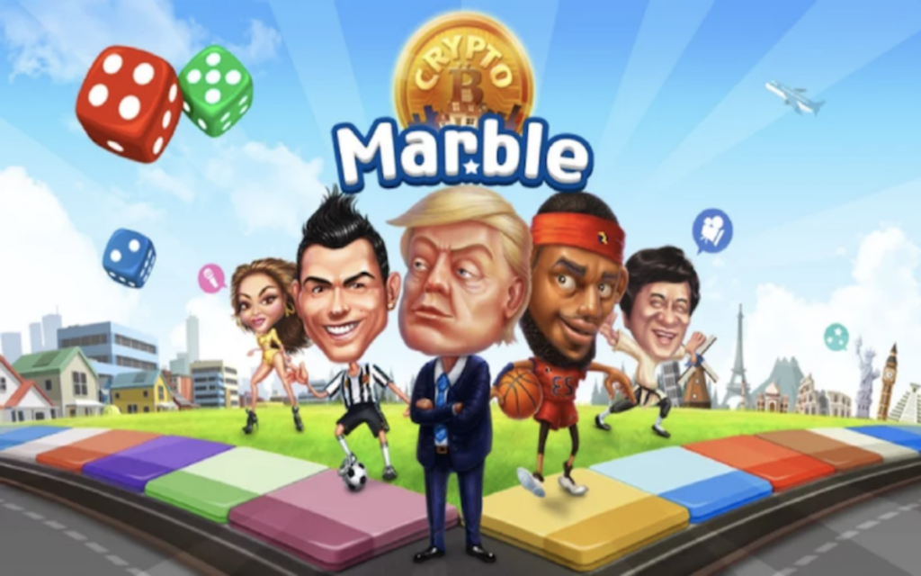 Crypto Marble