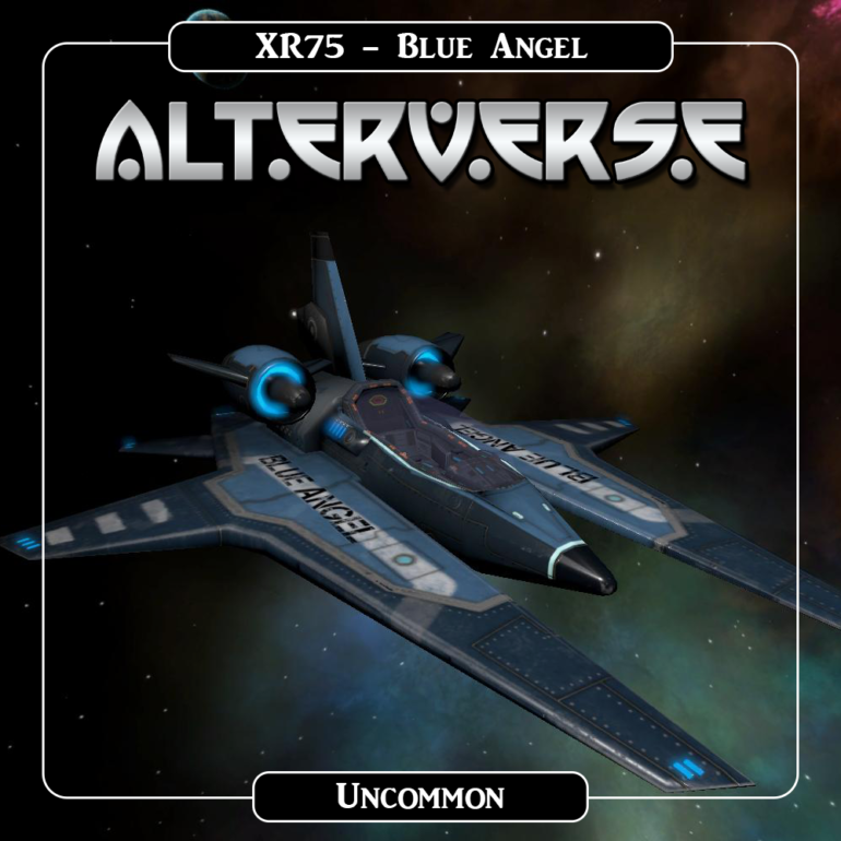Alterverse XR75 Blue Angel