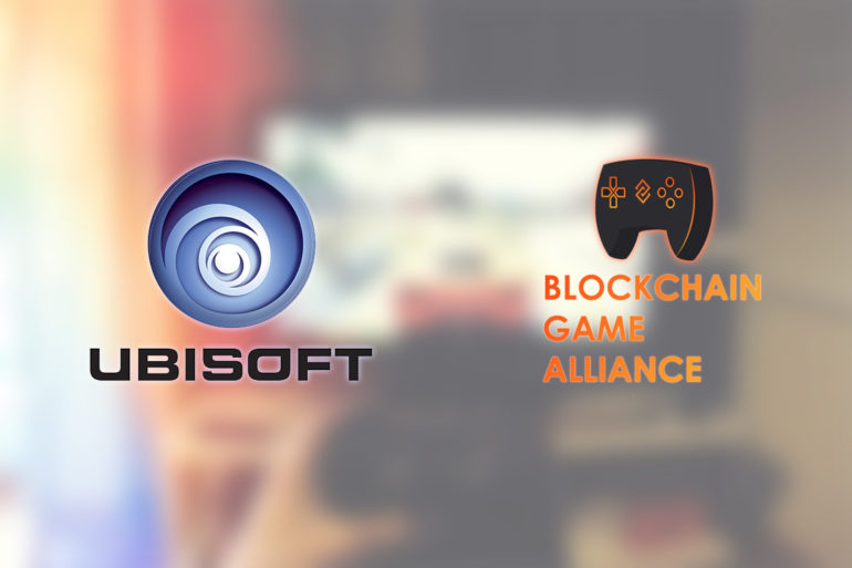 ubisoft, blockchain game alliance