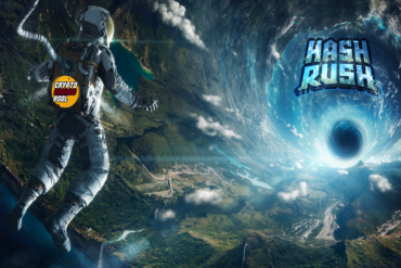 Through Hermeian galaxy, Hash Rush