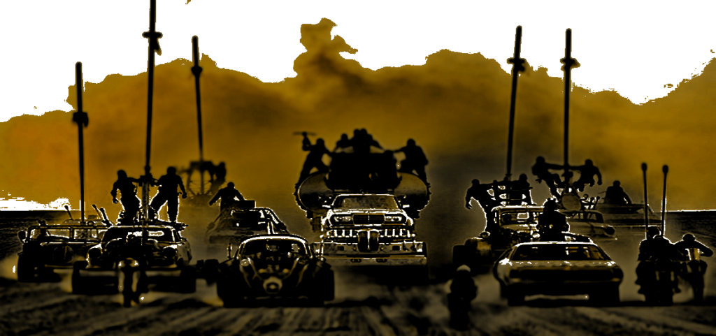 War Riders Mad Max