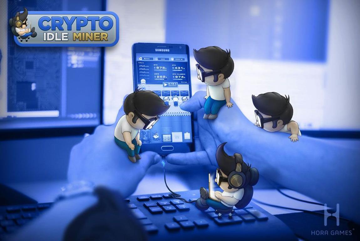 crypto idle miner