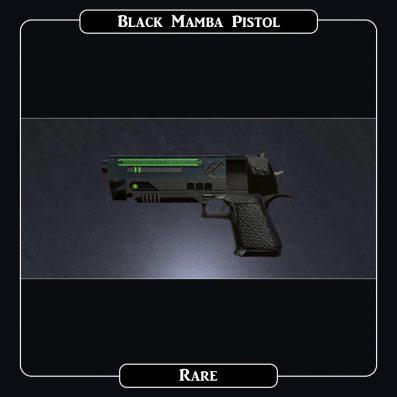 AlterVerse Black Mamba Pistol