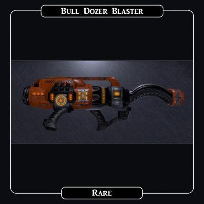 AlterVerse Bull Dozer Blaster