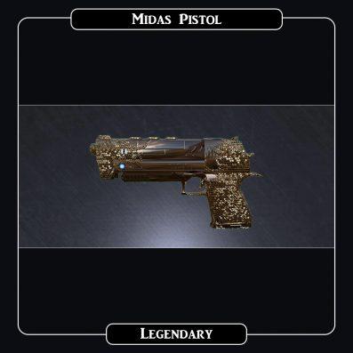 AlterVerse Midas Pistol