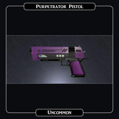 AlterVerse Purpetrator Pistol