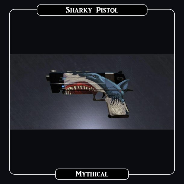 AlterVerse Sharky Pistol