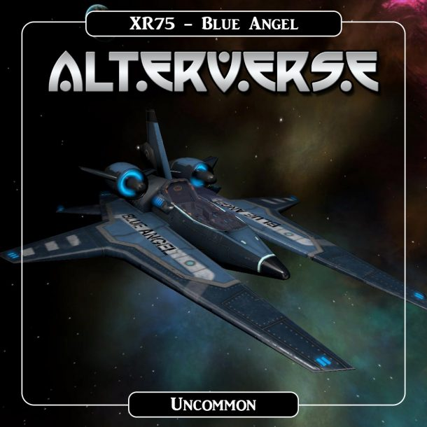 AlterVerse XR75_BlueAngel