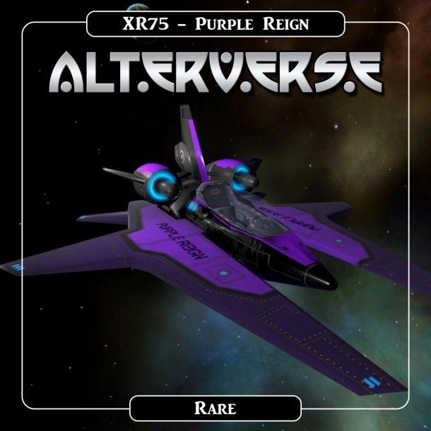AlterVerse XR75_Purple Reign