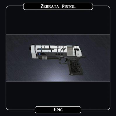 AlterVerse Zebrata Pistol