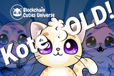 blockchain cuties, криптоигры