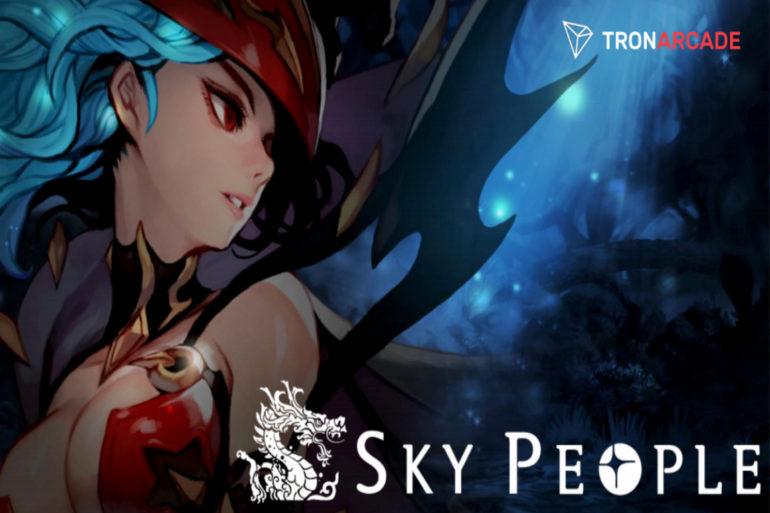 SkyPeople, TRON