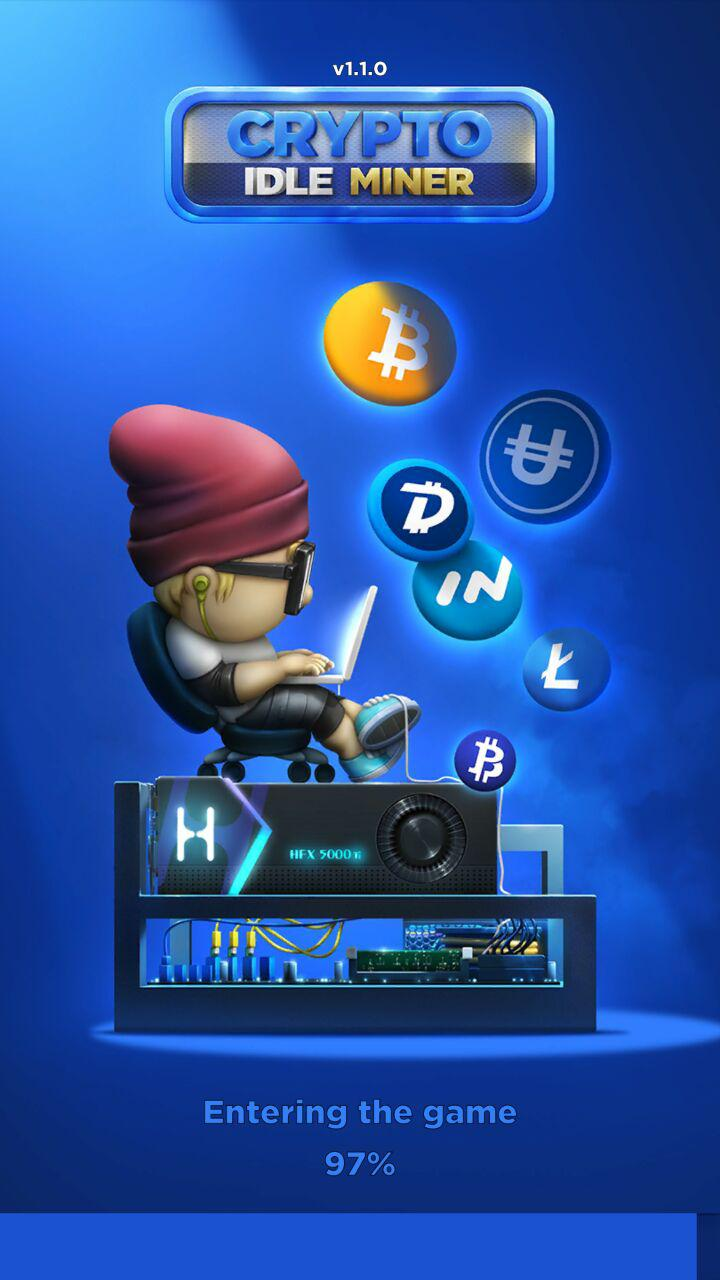hora token, crypto idle miner