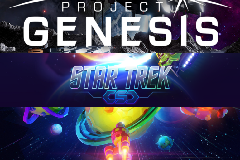 project genesis, csc, crypto space commander, 0xuniverse