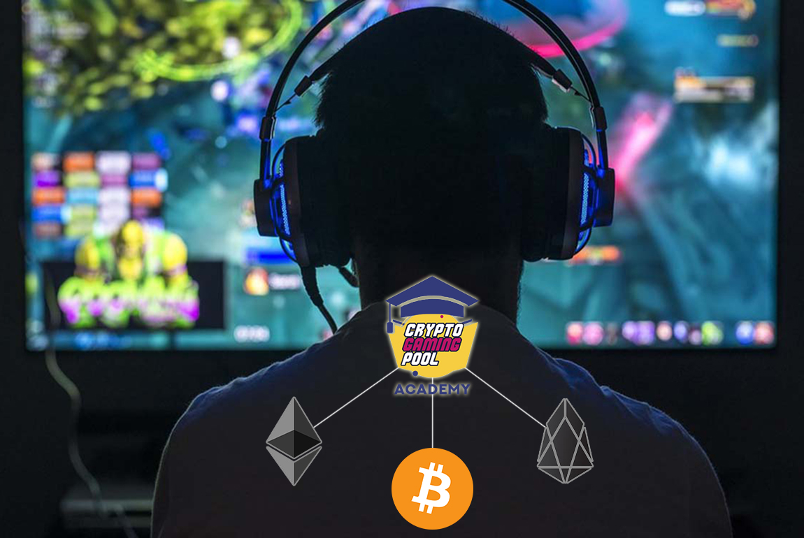 real money cryptocurrency and video games