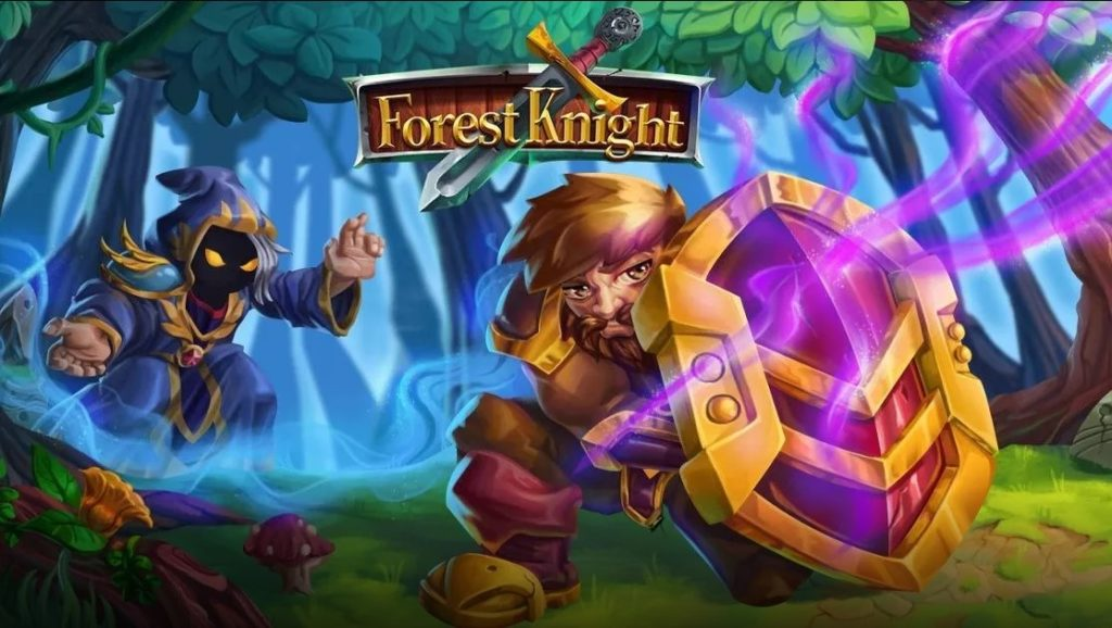 Forest Knight, chrono games