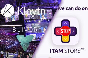 itam games, klaytn