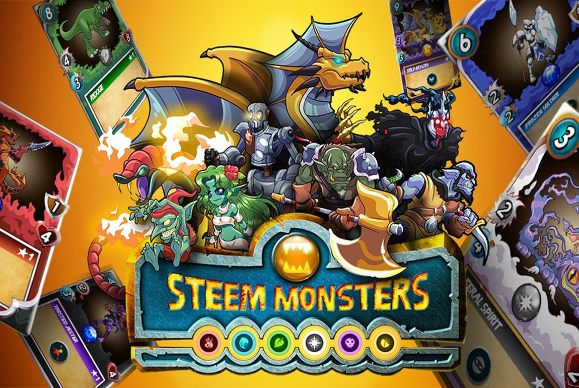splinter lands, Steem Monsters