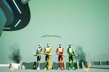 Nimbus Interactive, Containment Corps