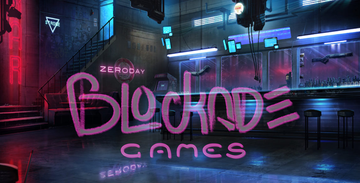 Blockade Games, Neon District