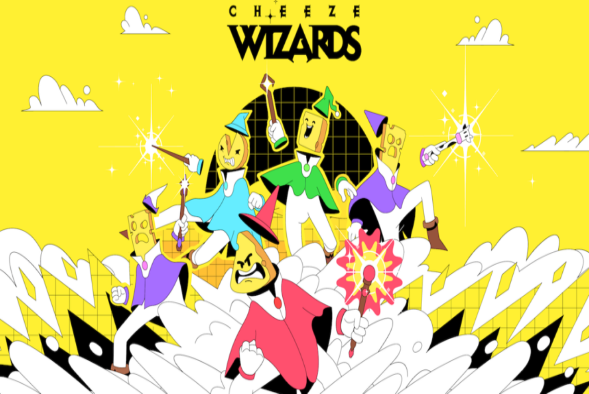 Cheese Wizards