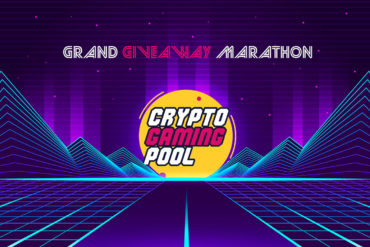 Grand giveaway marathon, CryptoGamingPool