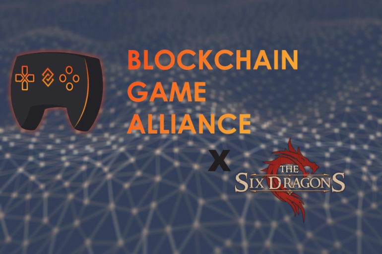 Blockchain Game Alliance, The Six Dragons