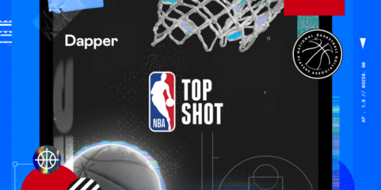 NBA Top Shot, NBA, Dapper labs