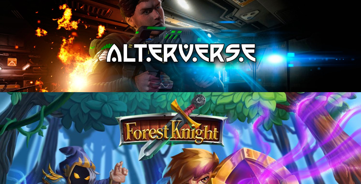 AlterVerse Forest Knight