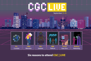 cgc, crypto games conference