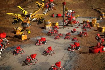 War of Ants, ENJ, Enjin