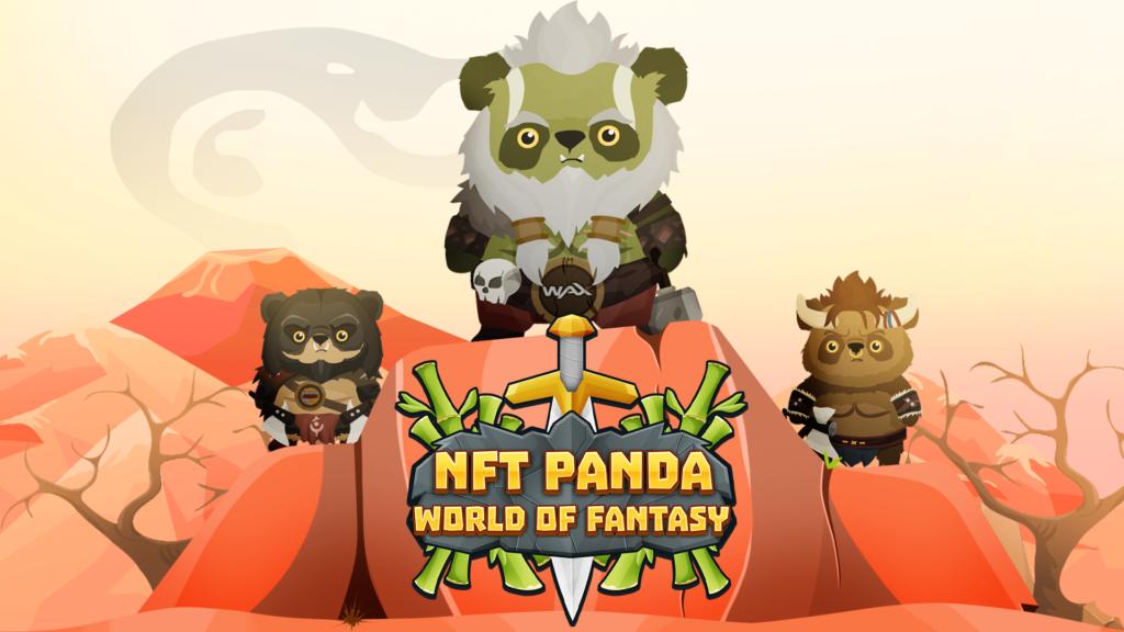 NFT PANDA World of Fantasy