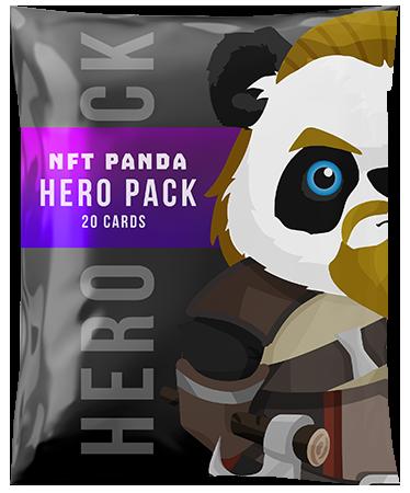 NFT Panda CGP