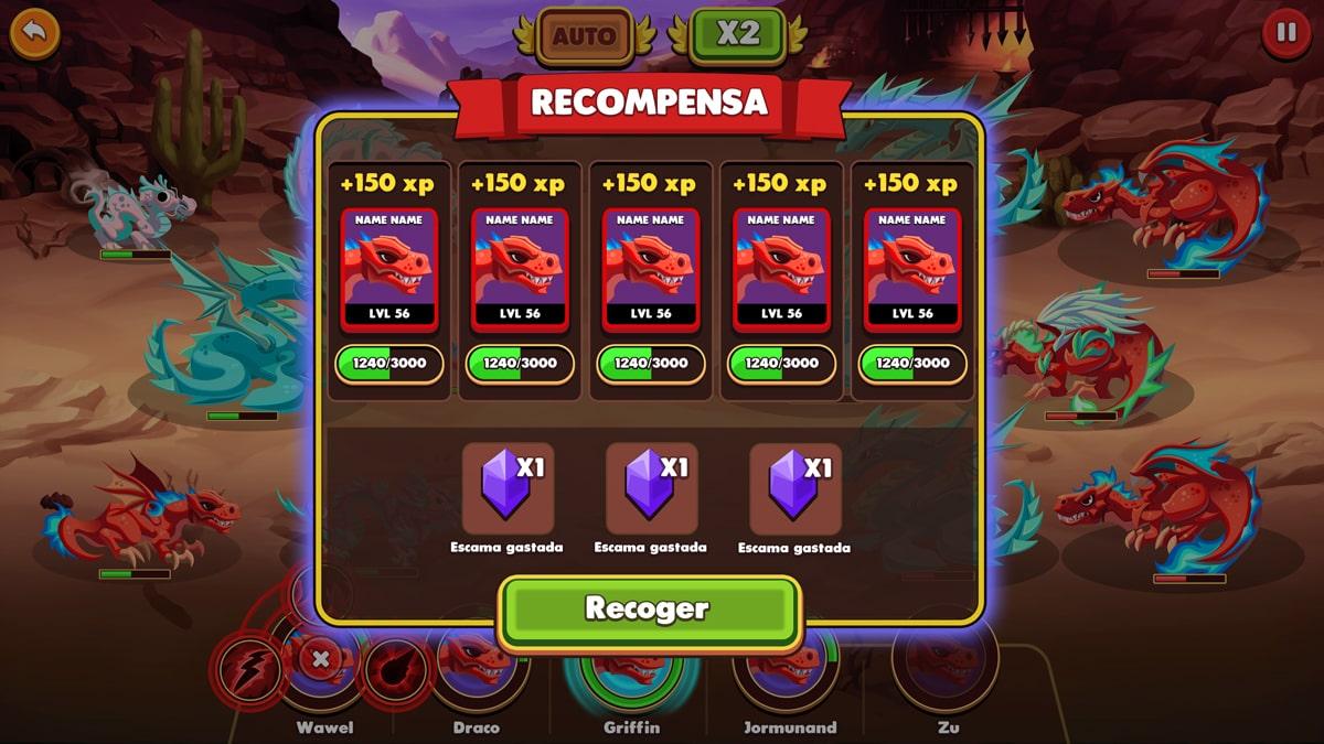 Reward-Screen