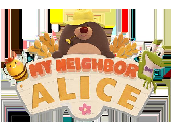 My neighbor alice