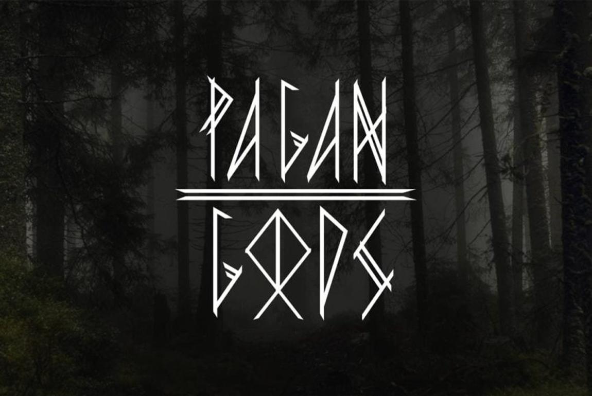 Pagan Gods
