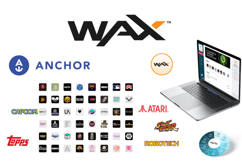 WAX wallet Anchor